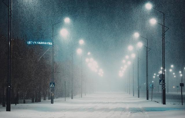 street winter
